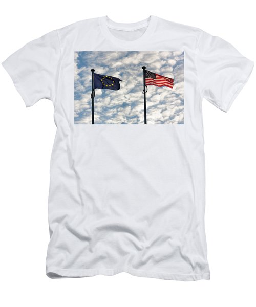 One World Men's T-Shirt (Athletic Fit)