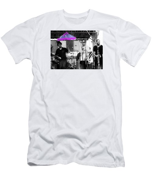 Only In Nola Men's T-Shirt (Slim Fit) by Steve Archbold