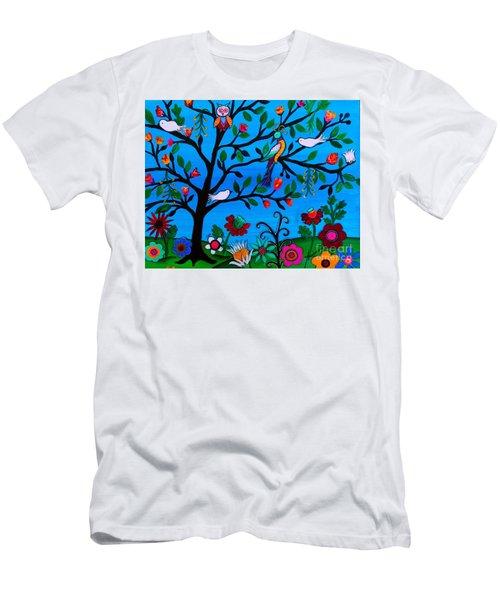 Optimism Men's T-Shirt (Athletic Fit)