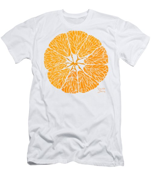 Orange You Glad Men's T-Shirt (Athletic Fit)