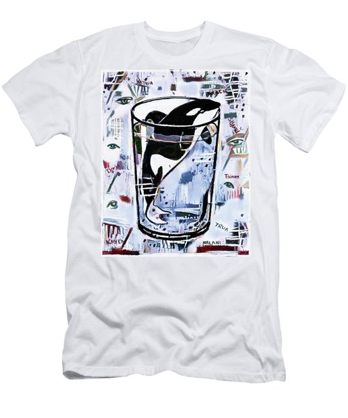 Orca #1 Men's T-Shirt (Athletic Fit)
