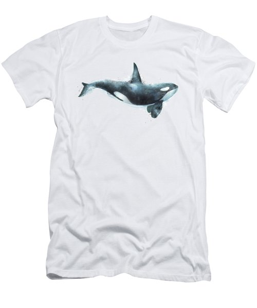Orca Men's T-Shirt (Athletic Fit)