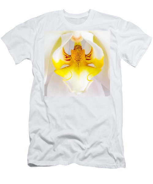 Orchid 1 Men's T-Shirt (Athletic Fit)