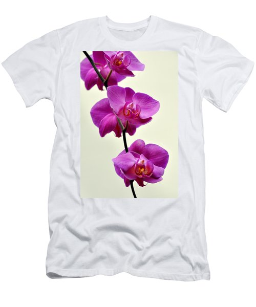 Orchid 26 Men's T-Shirt (Athletic Fit)