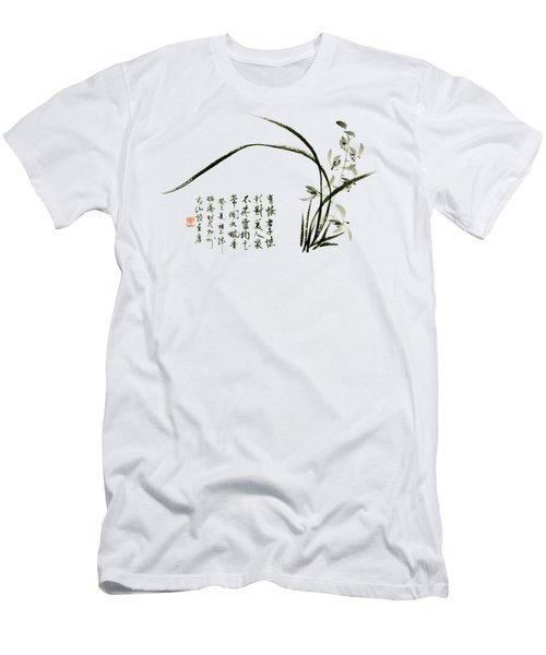 Orchid - 59 Men's T-Shirt (Athletic Fit)