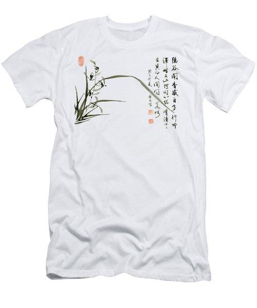 Orchid - 61 Men's T-Shirt (Athletic Fit)