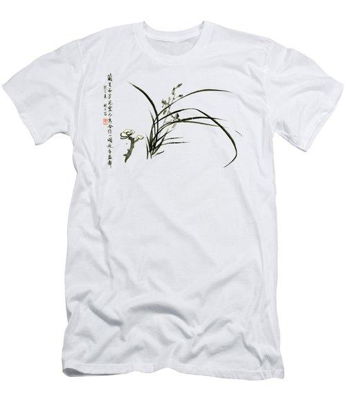 Orchid - 62 Men's T-Shirt (Athletic Fit)