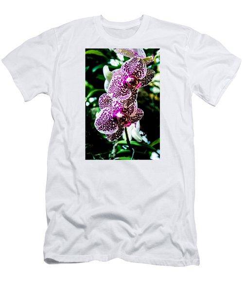 Orchid - Pla236 Men's T-Shirt (Athletic Fit)