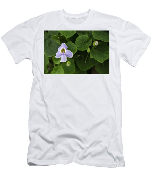Orchids  Men's T-Shirt (Slim Fit) by Jingjits Photography