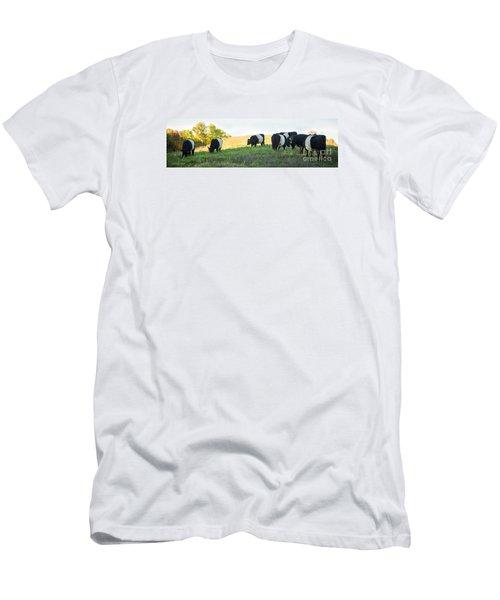 Oreos - Milk Included Men's T-Shirt (Slim Fit) by Carol Lynn Coronios