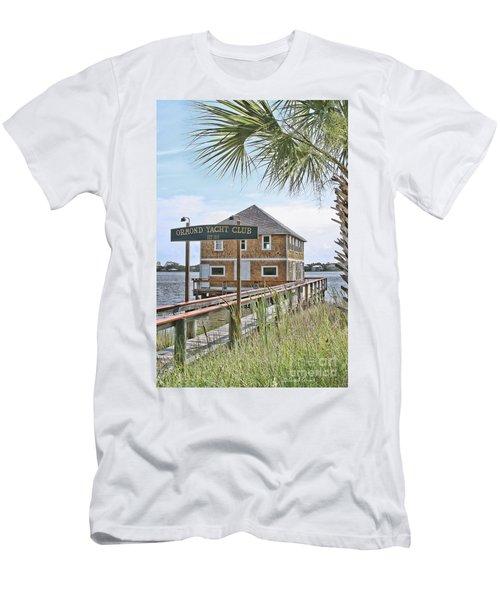 Ormond Yacht Club Men's T-Shirt (Athletic Fit)