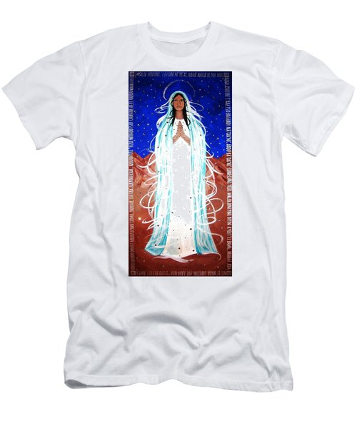 Our Lady Of Lucid Dreams Men's T-Shirt (Athletic Fit)