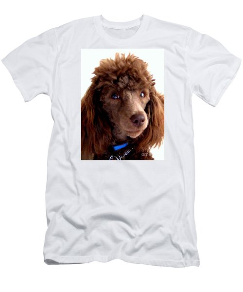 Our Muffin Portrait - 6-months Old Men's T-Shirt (Athletic Fit)
