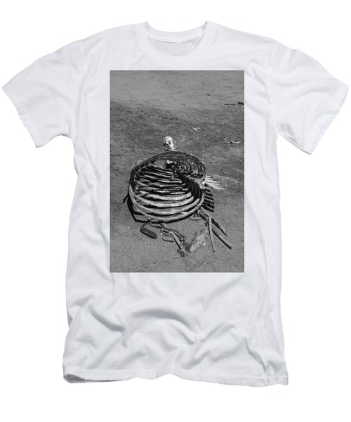 Men's T-Shirt (Slim Fit) featuring the photograph Out Of Control by Marie Neder