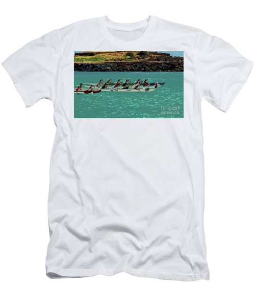 Outrigger Racing Men's T-Shirt (Athletic Fit)