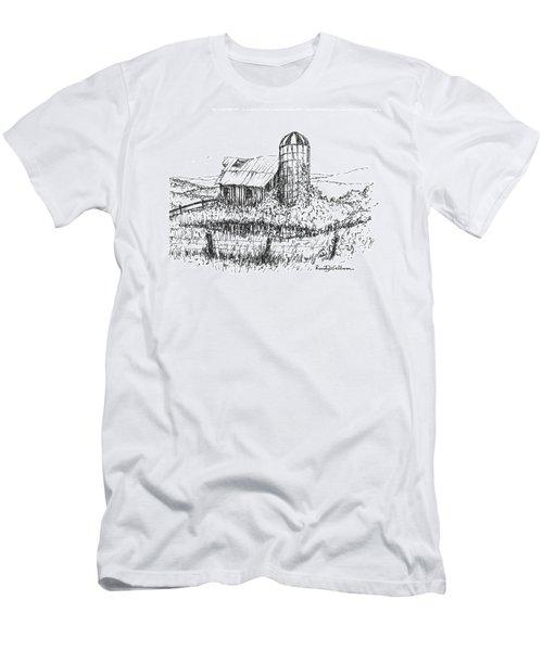 Overtaken Men's T-Shirt (Athletic Fit)