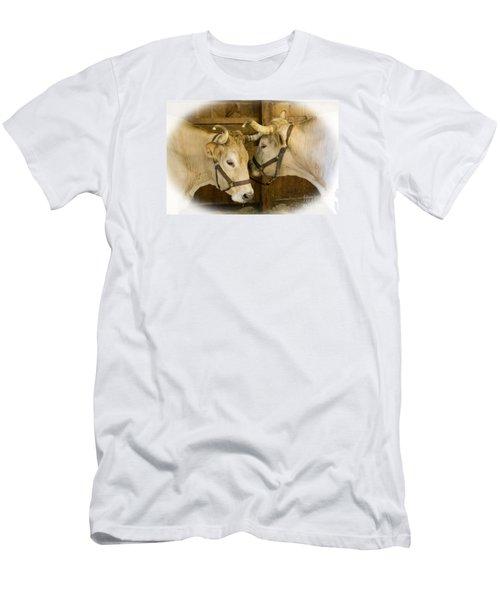 Oxen Team Men's T-Shirt (Athletic Fit)