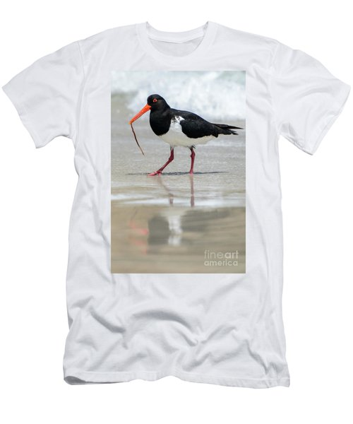 Oystercatcher 03 Men's T-Shirt (Athletic Fit)