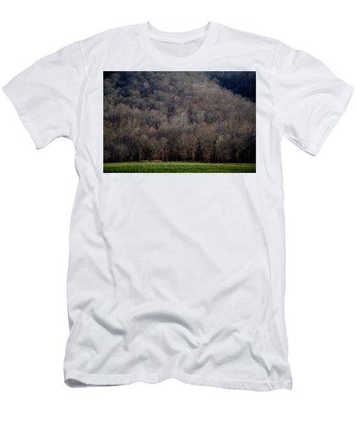 Ozarks Trees Men's T-Shirt (Athletic Fit)