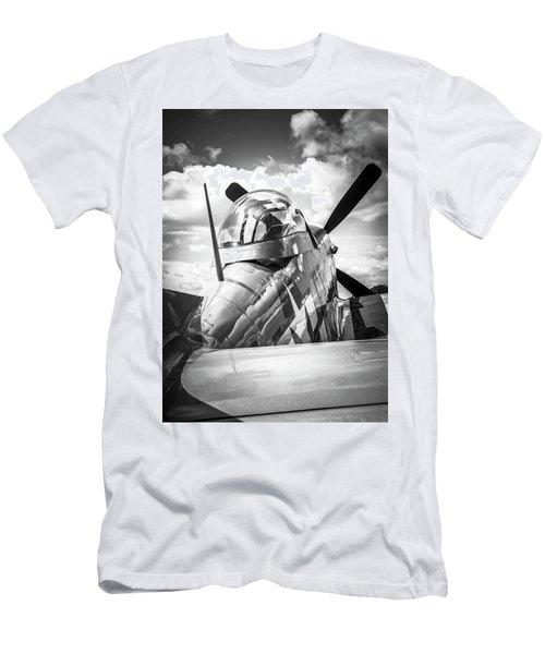 P-51 Mustang Series 2 Men's T-Shirt (Athletic Fit)