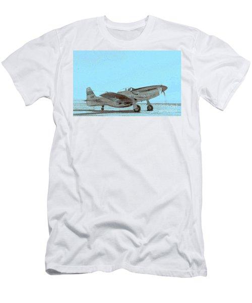 P51 Warmup Men's T-Shirt (Athletic Fit)