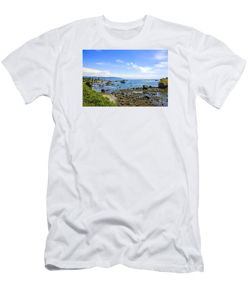 Pacific Northwest Men's T-Shirt (Slim Fit) by Chris Smith