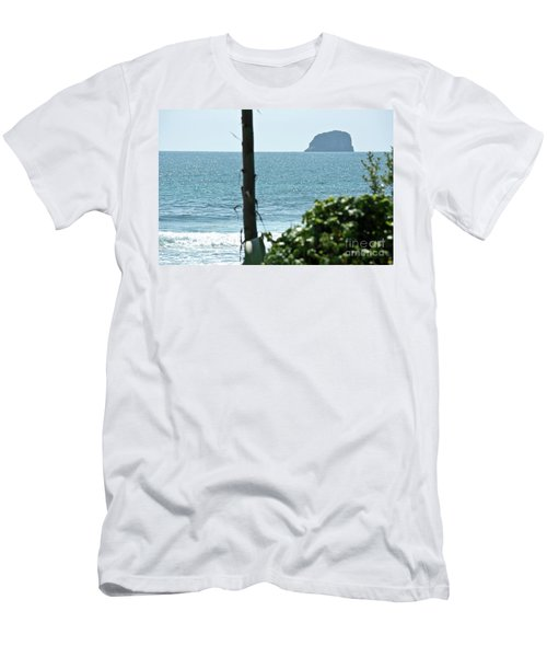 Pacific Ocean Men's T-Shirt (Slim Fit) by Yurix Sardinelly