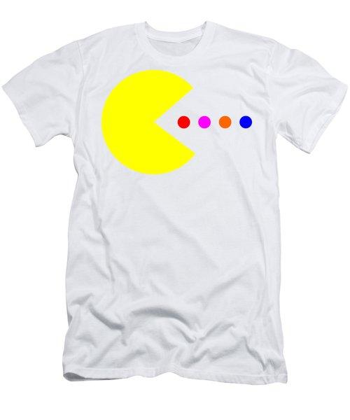 Pacman Men's T-Shirt (Athletic Fit)