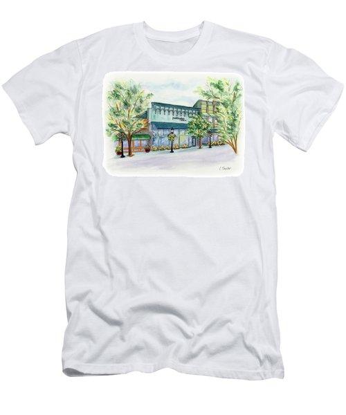 Paddington On Main Men's T-Shirt (Athletic Fit)