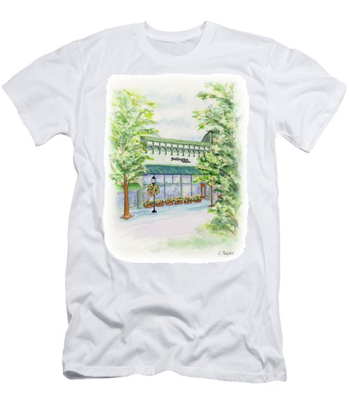 Paddington Station Men's T-Shirt (Athletic Fit)
