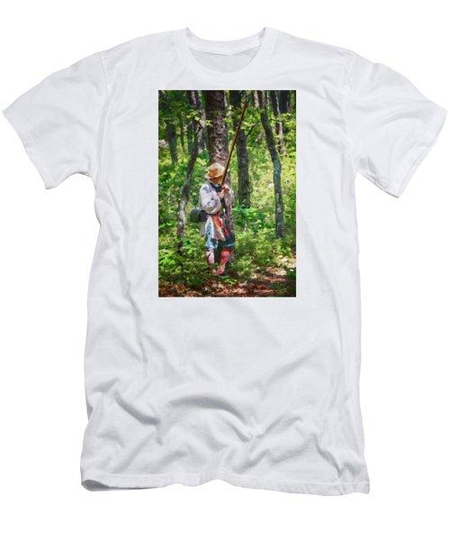 Page 17 Men's T-Shirt (Athletic Fit)