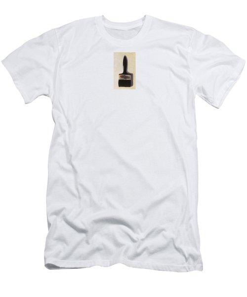 Paintbrush Men's T-Shirt (Athletic Fit)