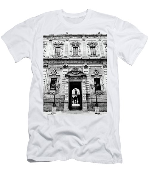Palazzo Dei Celestini Men's T-Shirt (Athletic Fit)
