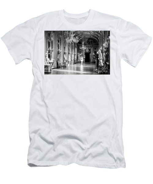 Palazzo Doria Pamphilj, Rome Italy Men's T-Shirt (Athletic Fit)