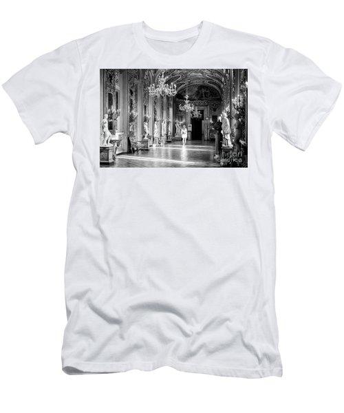 Palazzo Doria Pamphilj, Rome Italy Men's T-Shirt (Athletic Fit)