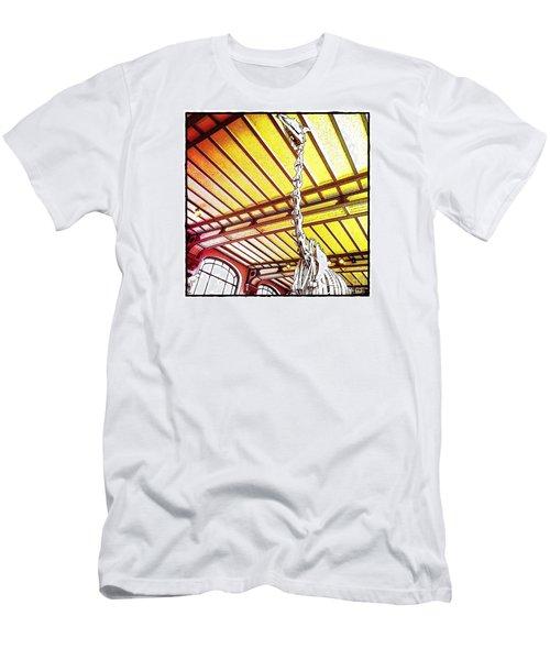 Paleo Neck Men's T-Shirt (Athletic Fit)