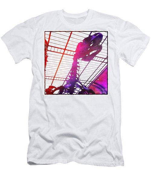Paleo Rex Men's T-Shirt (Athletic Fit)