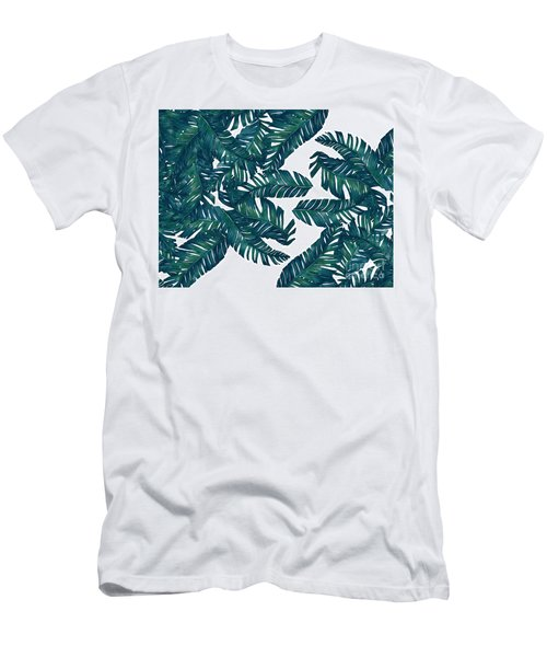 Palm Tree 7 Men's T-Shirt (Athletic Fit)