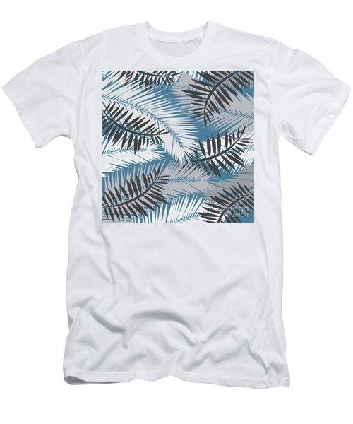 Palm Trees 10 Men's T-Shirt (Athletic Fit)