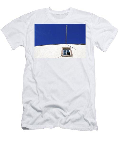Paneless  Men's T-Shirt (Athletic Fit)