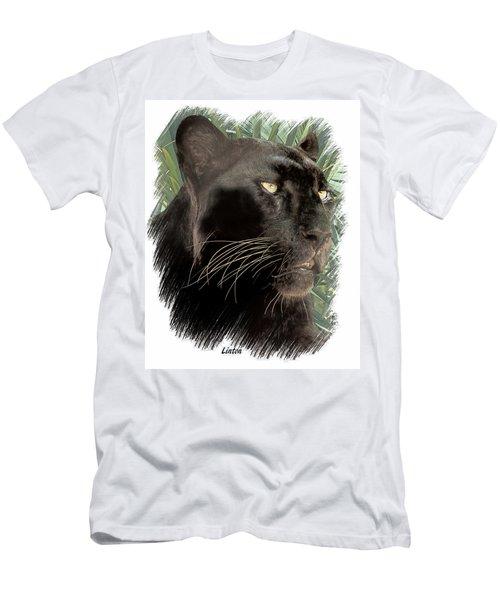 Panther 8 Men's T-Shirt (Athletic Fit)