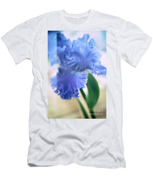 Parallel Botany #5254 Men's T-Shirt (Slim Fit) by Andrey Godyaykin