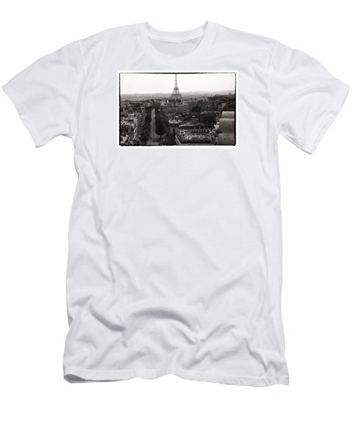 Paris 1966 Men's T-Shirt (Slim Fit) by Steve Archbold