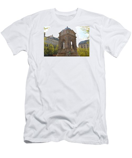 Paris Men's T-Shirt (Slim Fit)