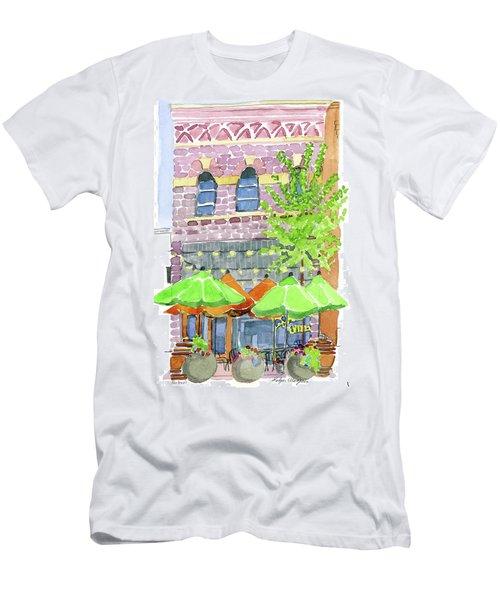 Parker's Bistro Men's T-Shirt (Athletic Fit)