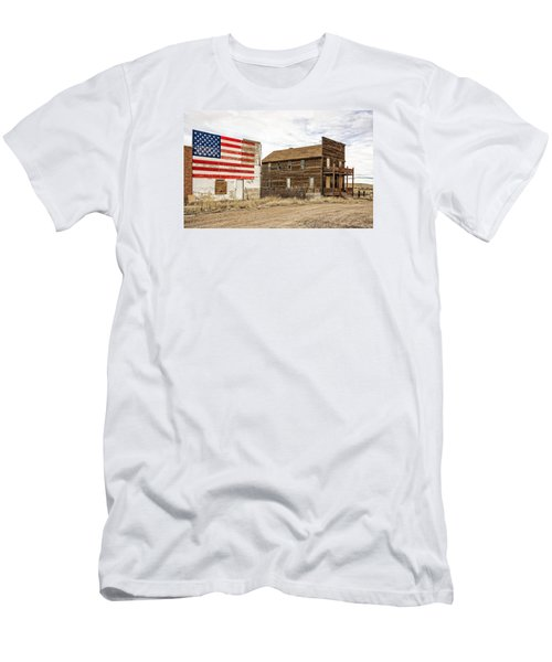 Patriotic Bordello Men's T-Shirt (Athletic Fit)
