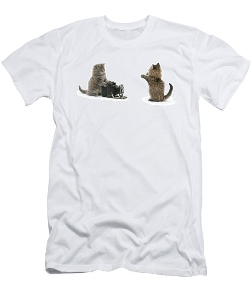 Pawpawrazzi Men's T-Shirt (Athletic Fit)