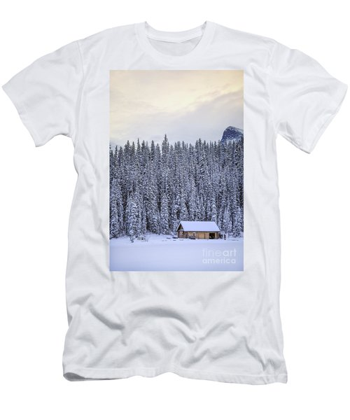 Peaceful Widerness Men's T-Shirt (Athletic Fit)