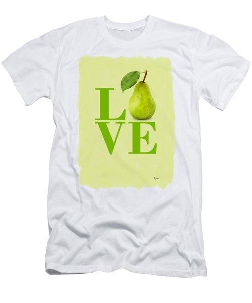 Pear Men's T-Shirt (Athletic Fit)