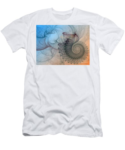 Pefect Spiral Men's T-Shirt (Athletic Fit)